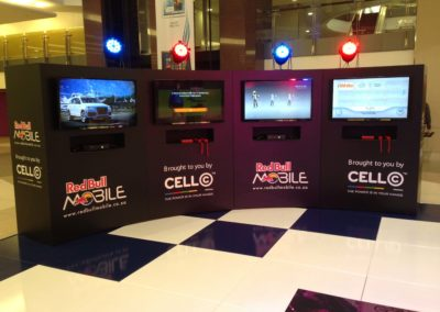 Red bull Cell-C activation4