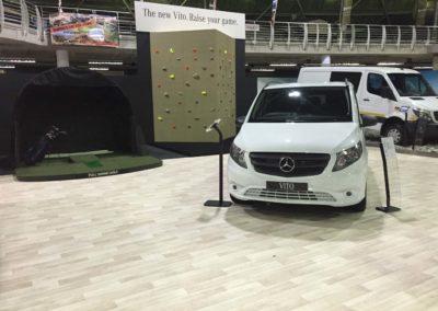 Mercedes Benz Gateway